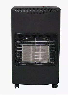 £89.09 • Buy 4.1kw Calor Gas Portable Cabinet Heater Fire Butane With Regulator & Hose New