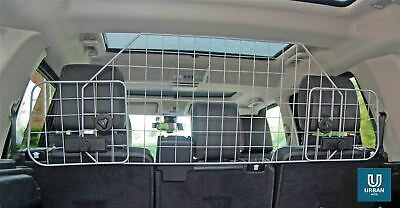 £34.99 • Buy Wire Mesh Dog Guard To Fit Chevrolet Lacetti  Headrest Mounted Fully Adjustable