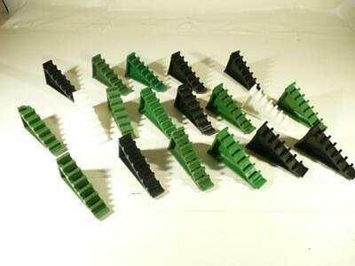 Classic Vintage Scalextric  19 A244 Wedge Bank Curve Track Supports • 9.99£