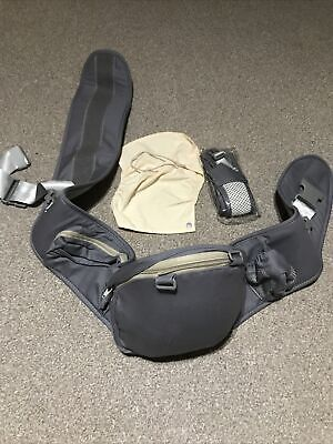 Baby Carrier With Hip Seat 3 In 1 Infant Front Carrier Baby Sling One Size • 13.50£