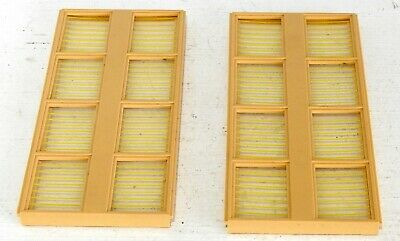 2 Tri-ang, Hornby R466 Station Platform Roof Canopy Sections Oo Gauge Railways • 3.99£