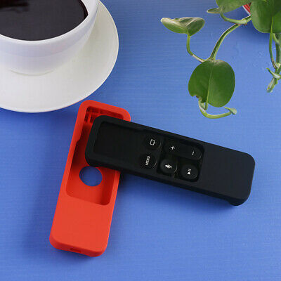 AU14.99 • Buy HOT Compatible With Apple TV4 Controller Remote Case Protective Cover Silicone