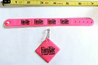 Vintage Fairytale A True Story Movie Promo Bracelet Set Harvey Keitel Fairy Tale • 10.31£
