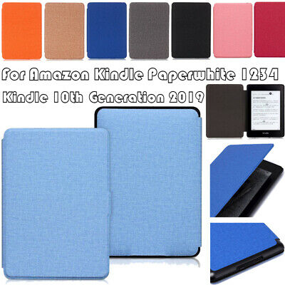 AU10.25 • Buy For Amazon Kindle Paperwhite 1/2/3/4 10th Gen 2019 Case Smart Magnetic Cover