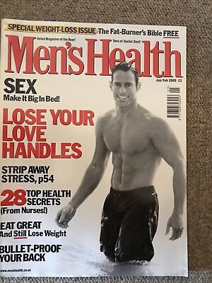 Mens Health Magazine Jan/feb 2000 • 2£