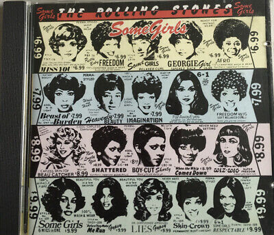 The Rolling Stones - Some Girls Cd • 2£