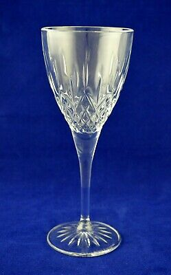 Royal Doulton Crystal  EARLSWOOD  Wine Glass - 19.5cms (7-5/8 ) Tall  • 12.50£