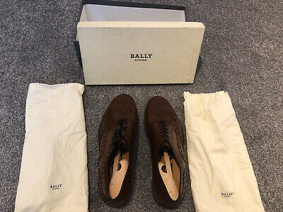 Bally Scribe - (Switerland) Mens Shoes - Size 9/43 From Circa 1995 • 199£
