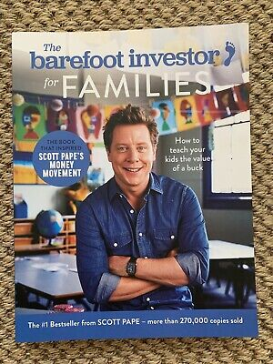 AU17 • Buy Barefoot Investor Families 2020