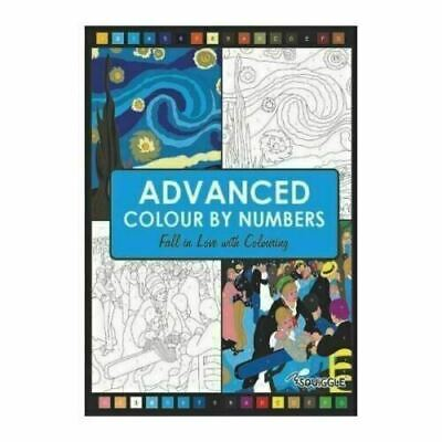 1x Mind Relaxing Colouring Book Books Kids Or Adult Stress Relief Colour Therapy • 2.85£