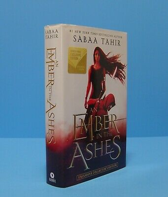 AU45.41 • Buy Ember In The Ashes By Sabaa Tahir, Signed