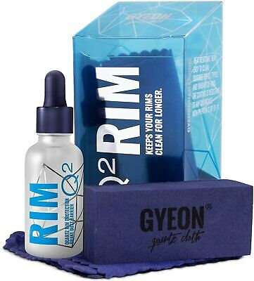 $55.99 • Buy GYEON Q2 Rim 30ml - Wheel Ceramic Quartz Coating Kit For Wheels And Rims