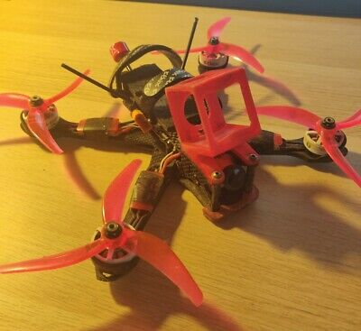 5  4S Freestyle FPV Drone With 6 Batteries • 240£