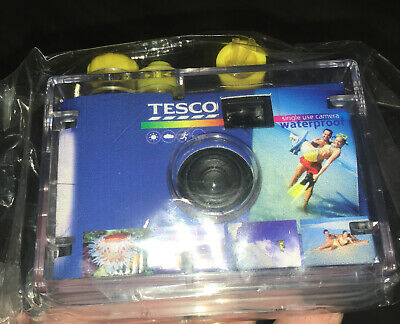 £11.90 • Buy Underwater Disposable Waterproof Camera - 27 Exposures - Brand New & Sealed