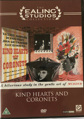 Kind Hearts And Coronets (DVD, 2006) • 0.99£