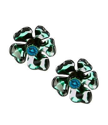 $ CDN15.30 • Buy Kate Spade Petal Pushers Green / Multi Earrings   NWT   NO Pouch