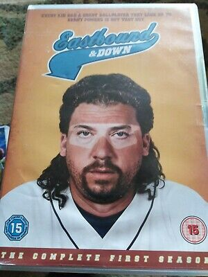 Eastbound And Down - Series Season 1 - Complete (DVD, 2010) • 0.99£