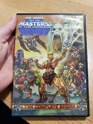 $29.95 • Buy He-Man And The Masters Of The Universe: The Complete Series Discs 2,3,4 Only