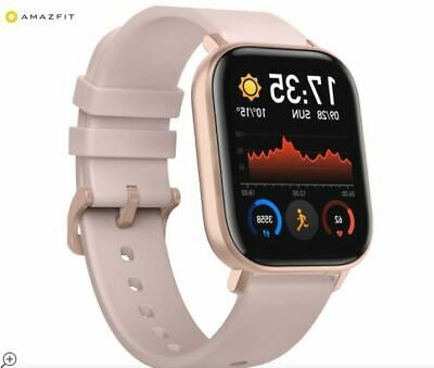 View Details Amazfit GTS (A1914) Smart Watch - Gold With Cream Strap • 60.00£
