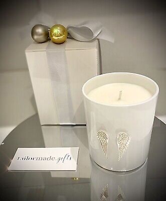 £20 • Buy Angel Wings Sympathy Friendship Scented Candle Luxury Giftboxed