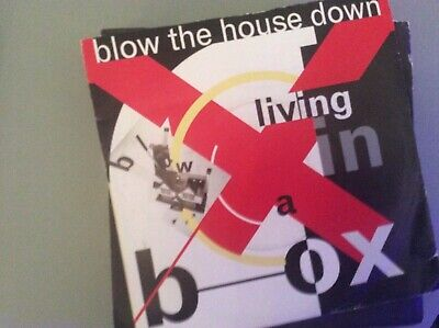 Living In A Box Blow The House Down Vinyl Single    • 0.01£