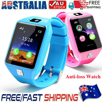 AU22.96 • Buy DZ09 Smart Watch Phone Camera SIM Slot Bluetooth Anti-loss For Adroid Phone AU!!