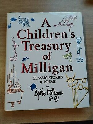 A Children's Treasury Of Milligan By Spike Milligan • 5£