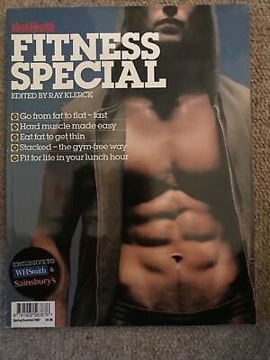 Mens Health Magazine Fitness Special Spring Summer 2007 • 2.60£