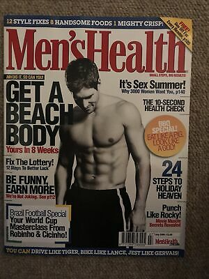 Mens Health July 2006 Edition • 2£