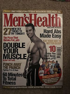 MENS HEALTH MAGAZINE - June 2006 • 2£