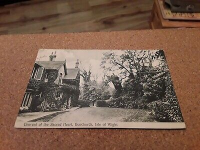 Postcard Convent Of The Sacred Heart, Bonchurch, Isle Of Wight Ventnor Iow Iw • 6.50£