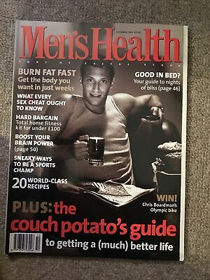 Mens Health Magazine October 1996 • 2£