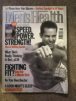 Mens Health Management November 2000 • 2£
