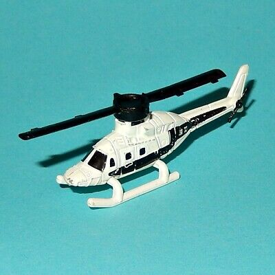 £8.57 • Buy MICRO MACHINES - BELL 222 Helicopter White/black - Aircraft