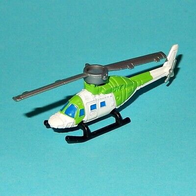 £8.57 • Buy MICRO MACHINES - BELL 222 Helicopter White/green - Aircraft