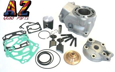 $649.99 • Buy 03-07 Kawasaki KX125 KX 125 58mm 144 Athena Big Bore Cylinder Top End Piston Kit