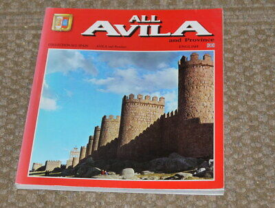 All Avila (Spain)  Guide Book • 2.99£