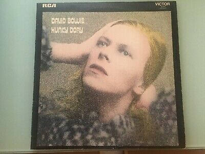 David Bowie - Hunky Dory  Vinyl 1971 RCA SF 8244 (LSP 4623) APRS5947/8 1ST PRESS • 15£
