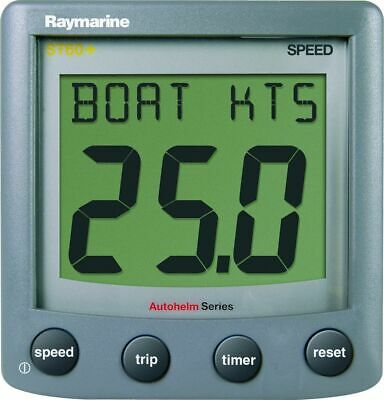 Raymarine ST60 Plus Speed System With Transducer - A22009P • 460£