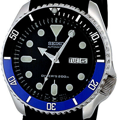 $ CDN176.77 • Buy Vintage SEIKO SKX007 Diver CERAMIC Bezel Mod With Genuine 7S26 Case, Dial & Movt