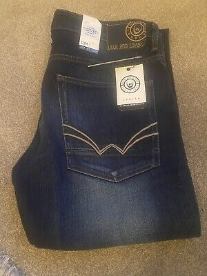 Duck And Cover Jeans • 10£