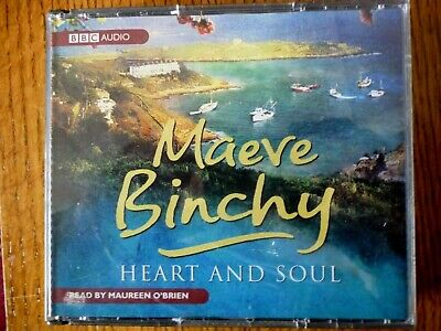 6 CD AUDIO BOOK - [DISCS 7-12 ONLY]  HEART AND SOUL - Maeve Binchy Unabridged • 3.45£