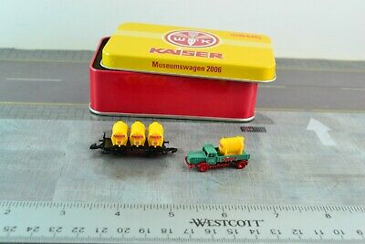 AU51.79 • Buy Marklin Museum Wagon 2006 Car + Delivery Truck Z Scale