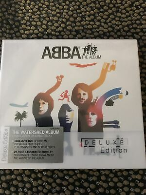ABBA - The Album - Deluxe Edition -  Deleted Polar CD  And DVD Digipak -  • 39.99£