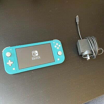 AU195 • Buy Nintendo Switch Lite WITH CHARGER *Like New*