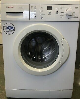 BOSCH CLASSIXX-6 6KG 1200 SPIN WASHING MACHINE MOD No WAE24363GB, WORKING ORDER • 130£