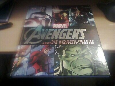 Avengers The Ultimate Guide To Earth's Mightiest Heroes • 1.60£