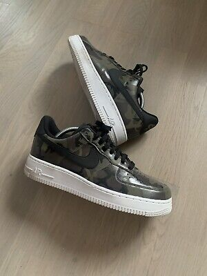 £65 • Buy Nike Airforce Camouflage  Trainers Sneakers Shoes