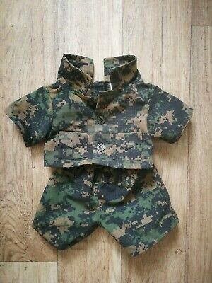Build A Bear Army Outfit • 3.50£