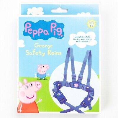 £7.99 • Buy Peppa Pig - George Travel Safety Reins, , Childrens Character Adjustable Straps